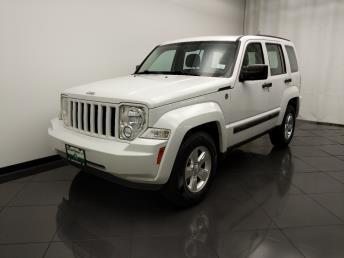 Used 2012 Jeep Liberty