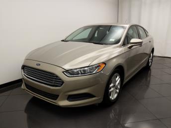 2016 Ford Fusion SE - 1030196642