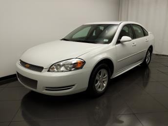 2014 Chevrolet Impala Limited LS - 1030196649