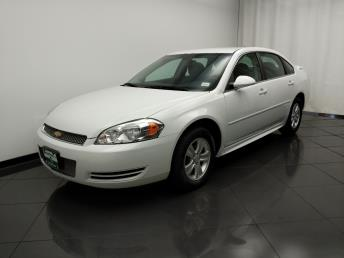2014 Chevrolet Impala Limited LS - 1030196650
