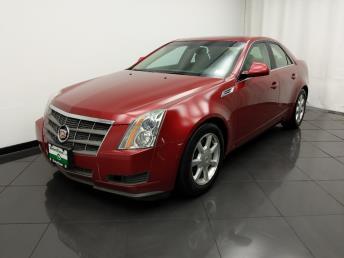 2009 Cadillac CTS  - 1030196717