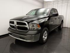 2014 Dodge Ram 1500 Quad Cab Tradesman 6.3 ft