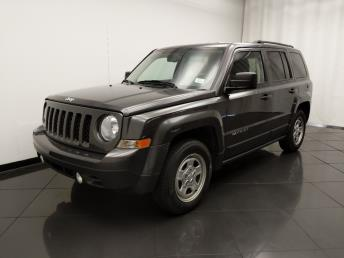 2016 Jeep Patriot Sport - 1030196748