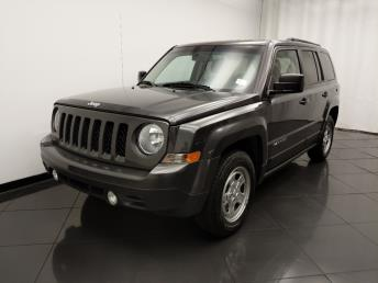 Used 2017 Jeep Patriot