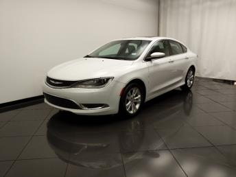 2015 Chrysler 200 Limited - 1030196813