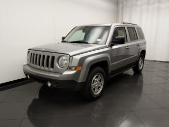 2017 Jeep Patriot Sport - 1030196853