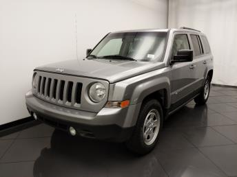 2016 Jeep Patriot Sport - 1030196880