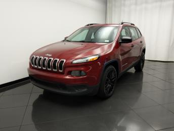 2016 Jeep Cherokee Sport - 1030197042