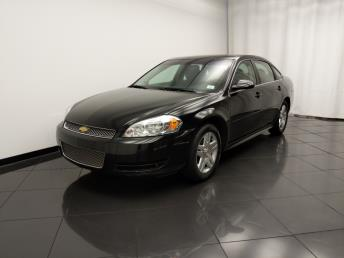 2015 Chevrolet Impala Limited LT - 1030197102