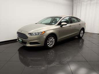 2015 Ford Fusion S - 1030197196