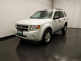 2012 Ford Escape XLT - 1030197202