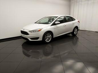 2017 Ford Focus SE - 1030197205