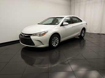 2015 Toyota Camry LE - 1030197234