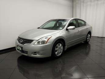 2012 Nissan Altima 2.5 - 1030197266