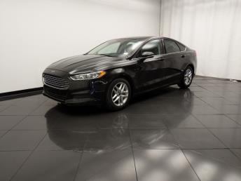 2013 Ford Fusion SE - 1030197294