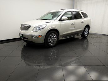 2012 Buick Enclave Leather - 1030197339