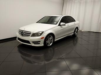 Used 2013 Mercedes-Benz C250