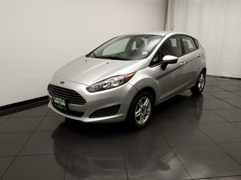 Used 2017 Ford Fiesta