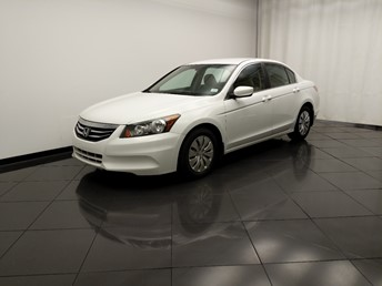 2012 Honda Accord LX - 1030197577