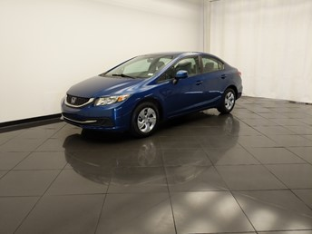 2013 Honda Civic LX - 1030197666