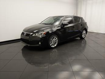 2012 Lexus CT 200h  - 1030197738
