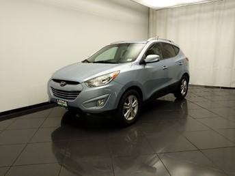 2013 Hyundai Tucson GLS - 1030197804