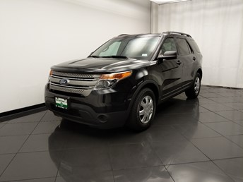 Used 2012 Ford Explorer
