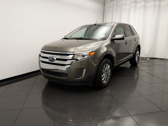 2013 Ford Edge Limited - 1030198036