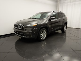 2014 Jeep Cherokee Limited - 1030198048