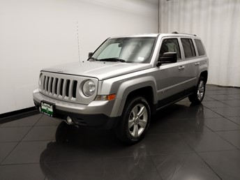 2012 Jeep Patriot Limited - 1030198055