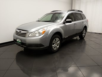 Used 2012 Subaru Outback