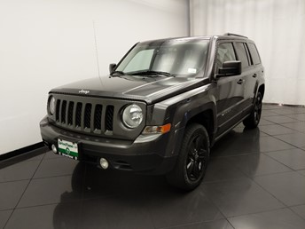 2015 Jeep Patriot High Altitude Edition - 1030198324