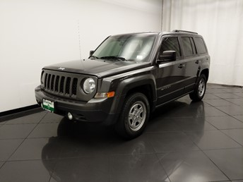 2015 Jeep Patriot Sport - 1030198372