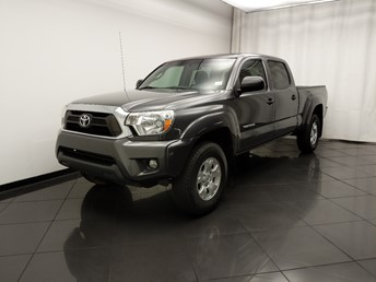 2014 Toyota Tacoma Double Cab PreRunner 6 ft - 1030198497
