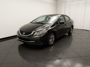 2015 Honda Civic LX - 1030198605