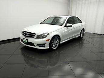 Used 2014 Mercedes-Benz C300
