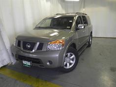 2008 Nissan Armada