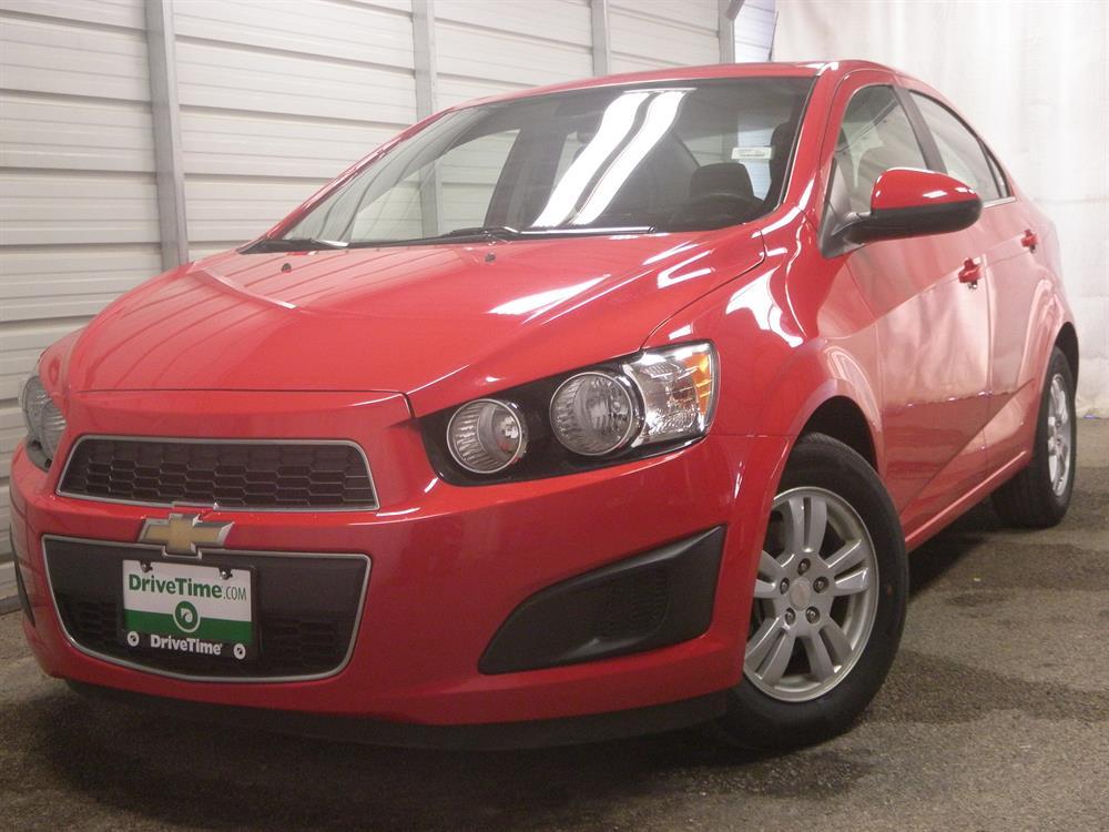 2013 Chevrolet Sonic - 1040174317