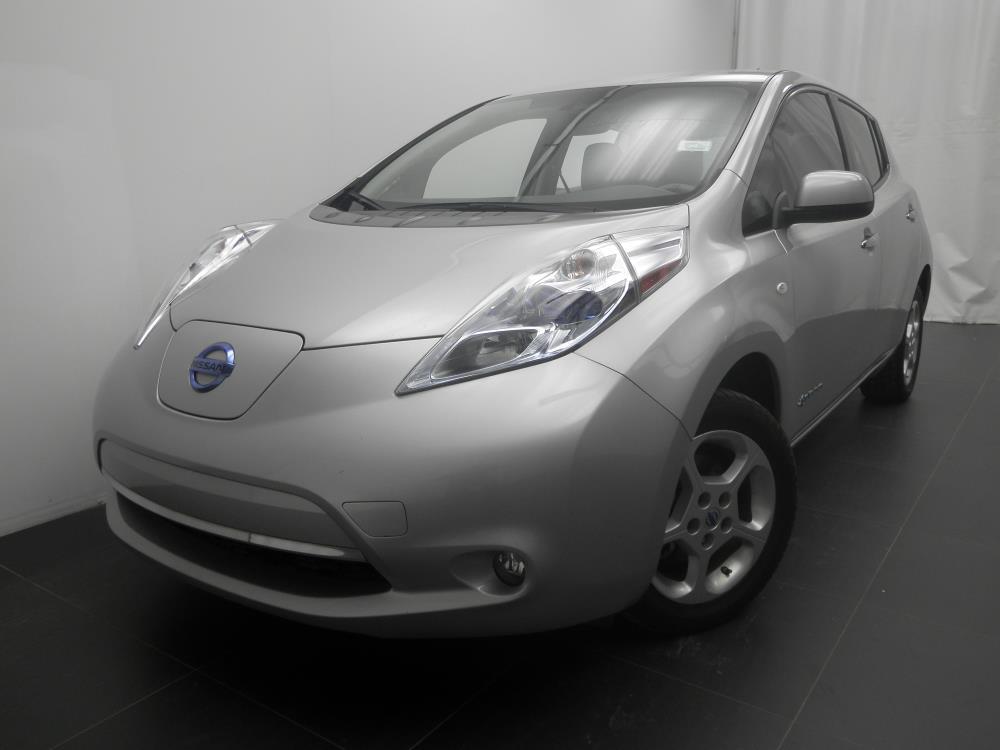 2012 Nissan LEAF - 1040178733