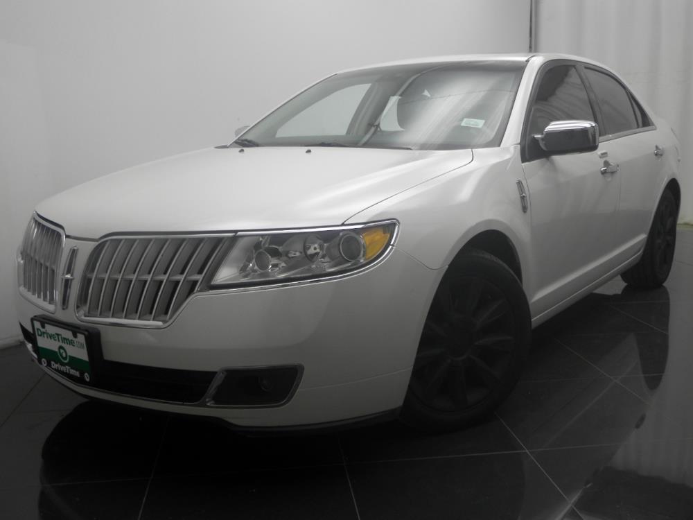 2010 Lincoln MKZ - 1040180306