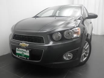 2013 Chevrolet Sonic - 1040181422