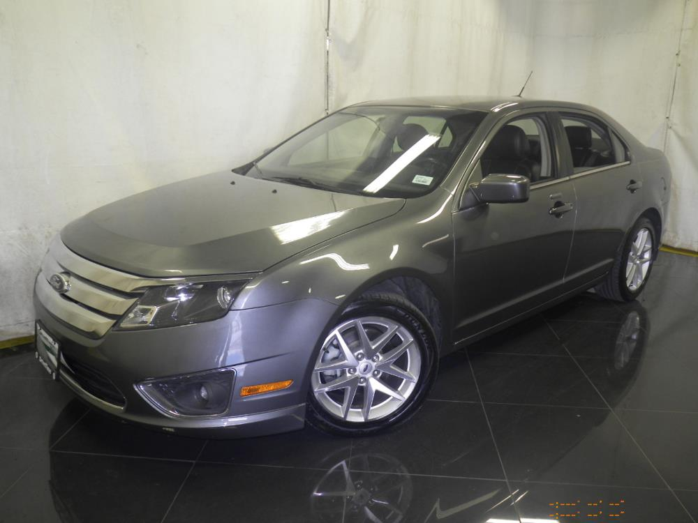 2012 Ford Fusion - 1040182889