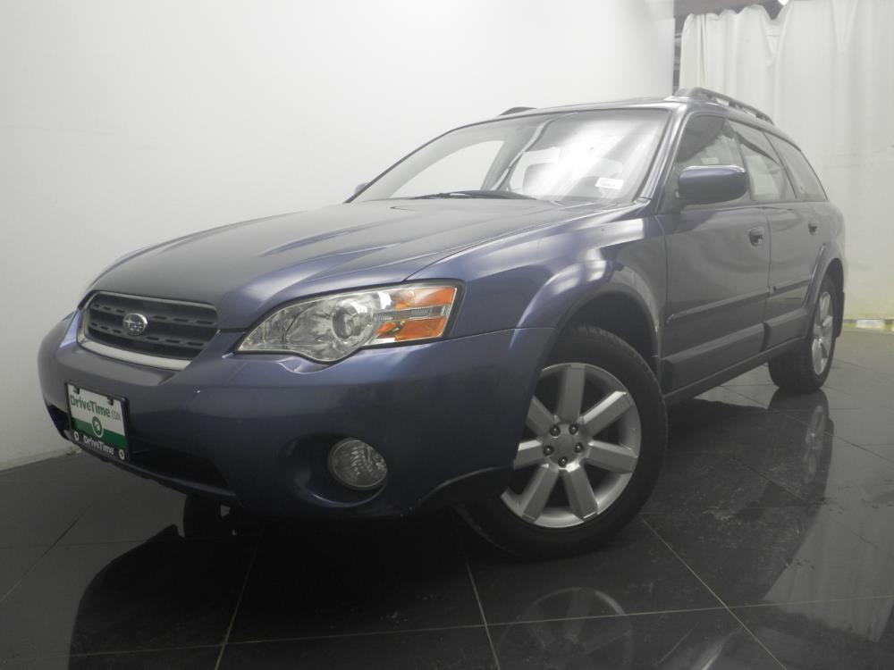 2006 Subaru Outback - 1040183102