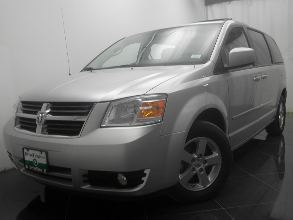 2010 Dodge Grand Caravan - 1040183118