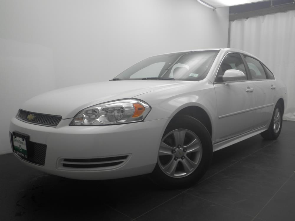 2013 Chevrolet Impala - 1040183208