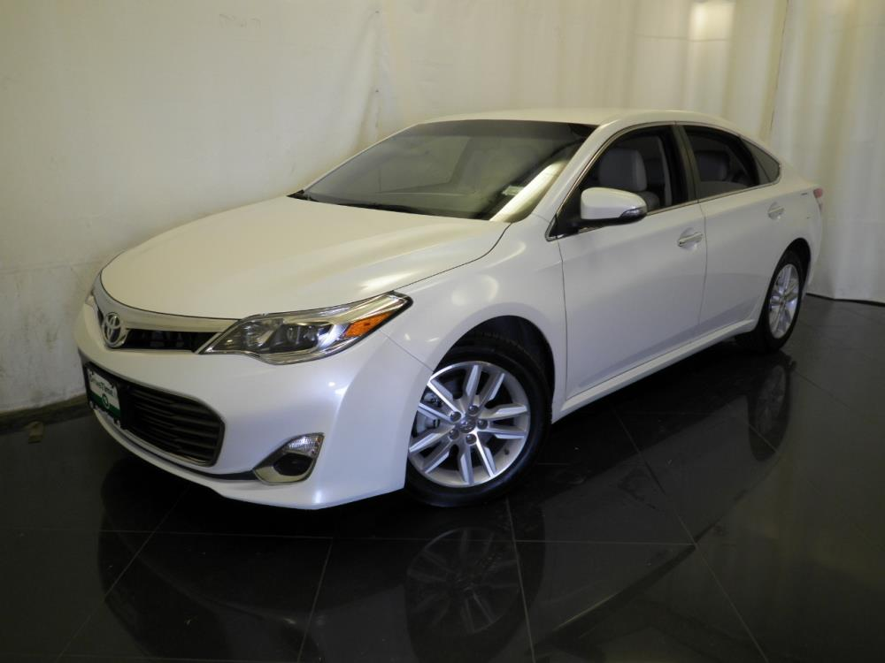 2015 Toyota Avalon XLE - 1040183625