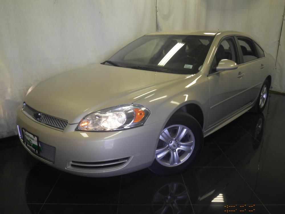 2012 Chevrolet Impala - 1040183793