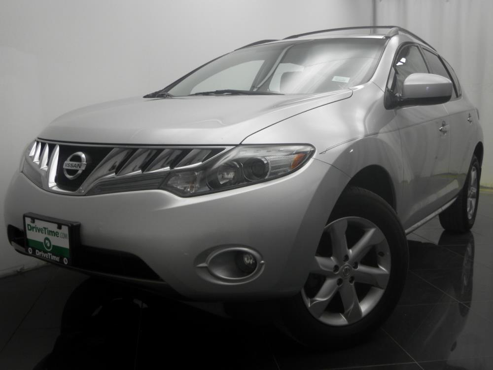 2009 Nissan Murano - 1040183925