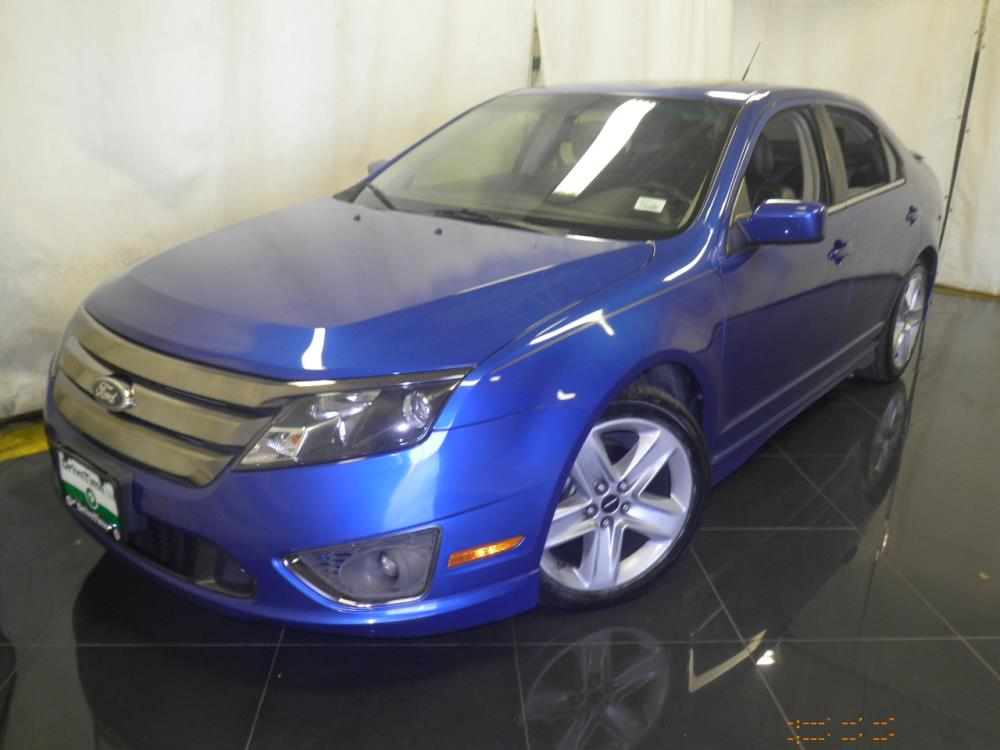 2011 Ford Fusion - 1040183957