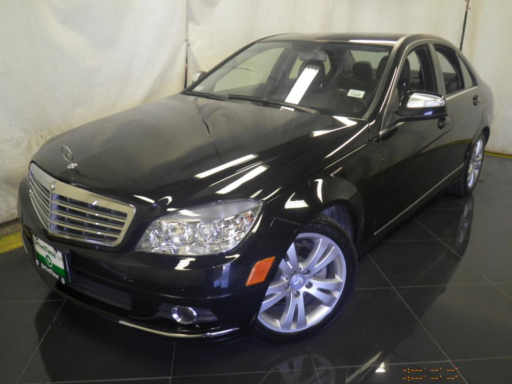 2009 mercedes benz c300 sport for sale in dallas for Mercedes benz dallas for sale